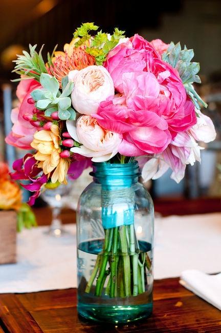 Pretty Flower Arrangements y u no do pretty flower arrangements?! | kahwin khronicles